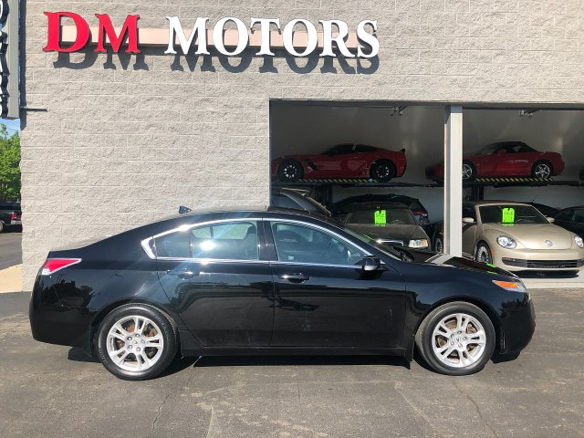 2010 Acura TL 5-Speed AT