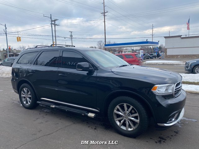 2014 Dodge Durango Limited 2WD 8-Speed Automatic