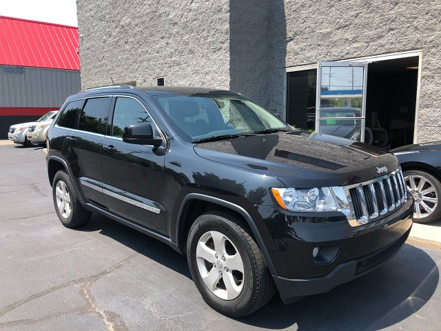 2012 Jeep Grand Cherokee Laredo 4WD 5-Speed Automatic