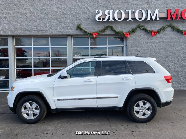 2013 Jeep Grand Cherokee Laredo 4WD 5-Speed Automatic
