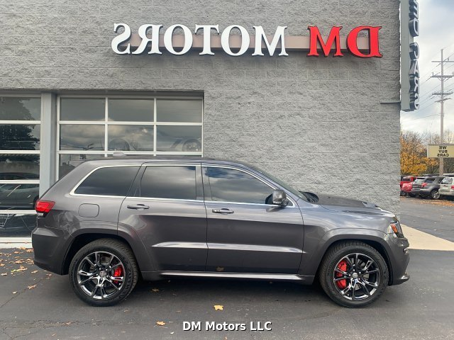 2014 Jeep Grand Cherokee SRT8 4WD 5-Speed Automatic