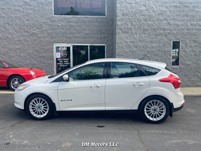 2013 Ford Focus Electric 6-Speed Automatic