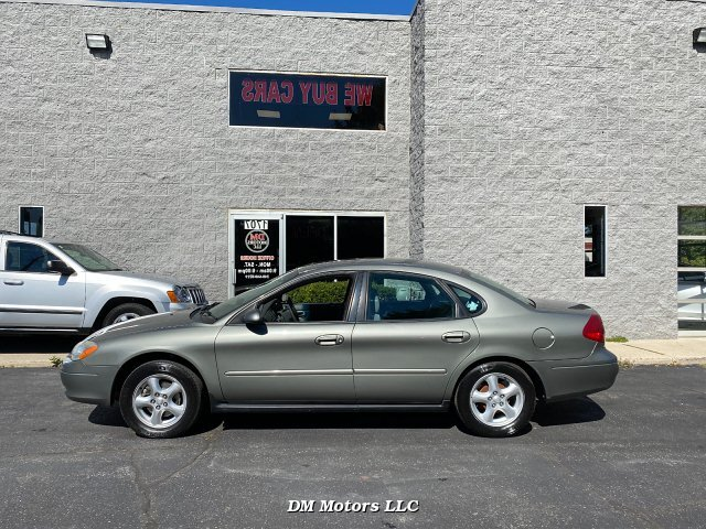 2003 Ford Taurus SES 4-Speed Automatic