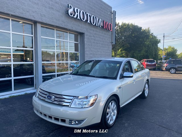 2008 Ford Taurus Limited 6-Speed Automatic