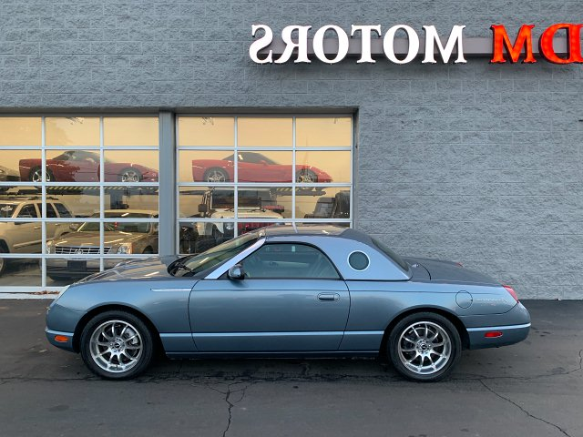 2005 Ford Thunderbird Premium 5-Speed Automatic