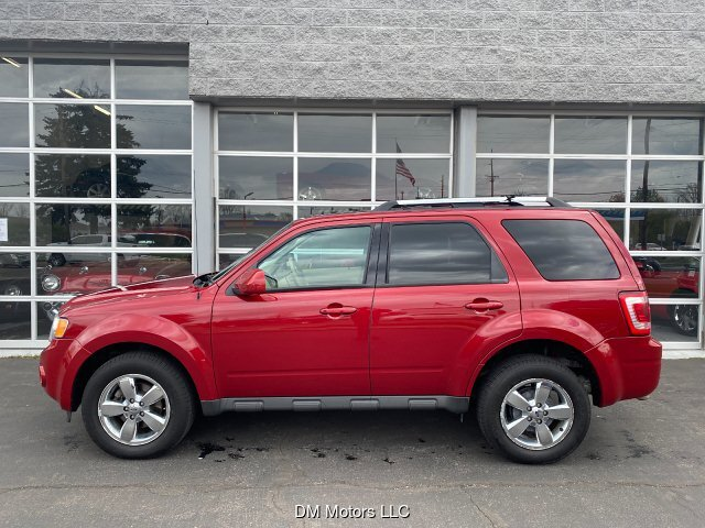 2010 Ford Escape Limited 4WD 6-Speed Automatic