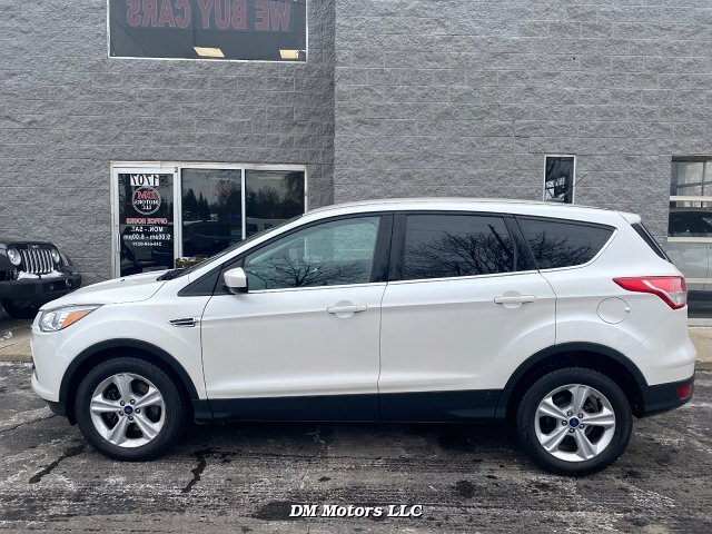 2014 Ford Escape SE 4WD 6-Speed Automatic
