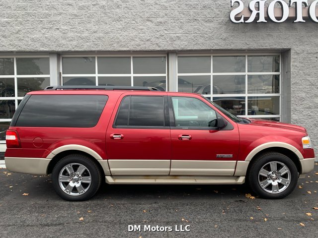 2007 Ford Expedition EL Eddie Bauer 4WD 6-Speed Automatic