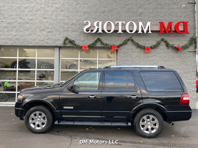 2008 Ford Expedition Limited 4WD 6-Speed Automatic