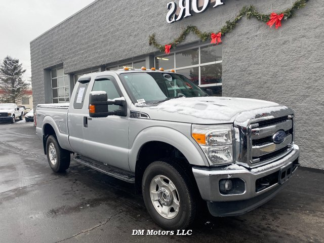 2015 Ford F-250 SD XLT SuperCab 4WD 6-Speed Automatic
