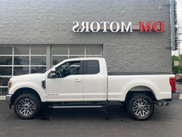 2018 Ford F-350 SD Lariat SuperCab 4WD 6-Speed Automatic