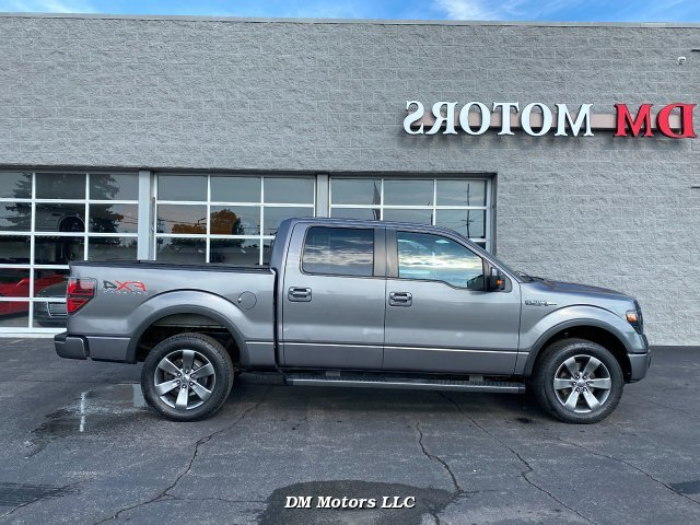 2014 Ford F-150 FX4 SuperCrew 6.5-ft. Bed 4WD 6-Speed Automa