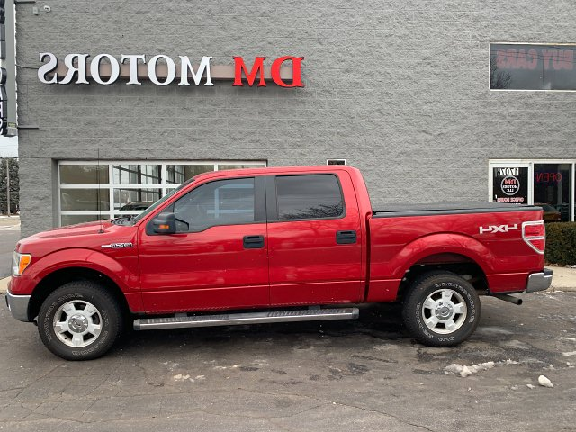 2009 Ford F-150 XLT SuperCrew 6.5-ft. Bed 4WD 4-Speed Automatic
