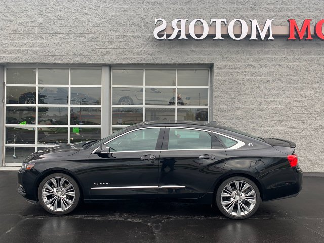 2014 Chevrolet Impala 2LZ 6-Speed Automatic
