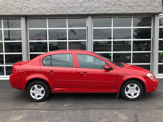 2010 Chevrolet Cobalt LT1 Sedan 4-Speed Automatic