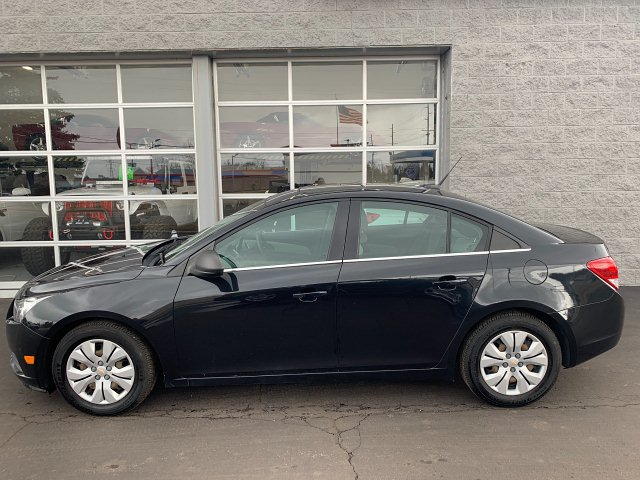 2012 Chevrolet Cruze 2LS 6-Speed Automatic