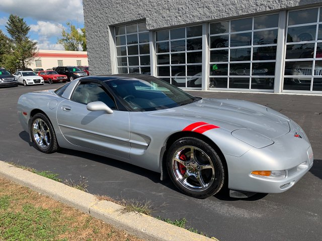 1998 Chevrolet Corvette Coupe 4-Speed Automatic