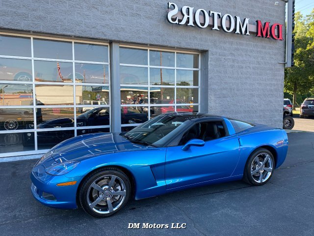 2008 Chevrolet Corvette Coupe LT3 6-Speed Automatic