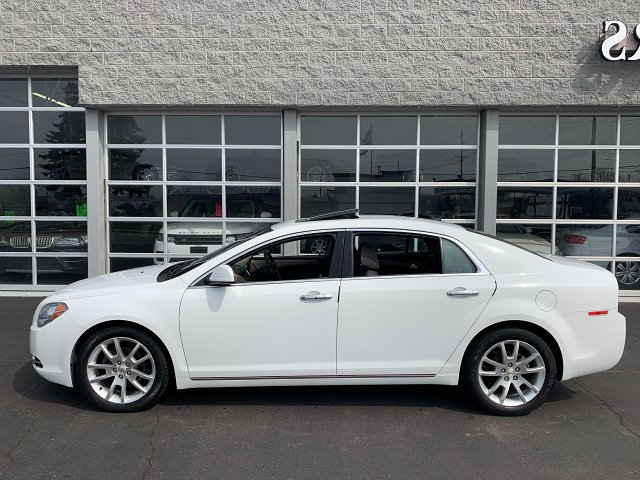 2011 Chevrolet Malibu LTZ 6-Speed Automatic