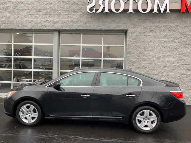 2011 Buick LaCrosse CX 6-Speed Automatic