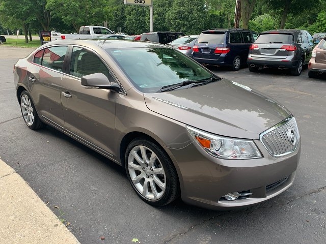 2011 Buick LaCrosse CXS 6-Speed Automatic