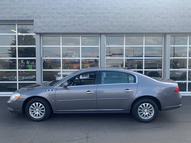 2007 Buick Lucerne CX 4-Speed Automatic