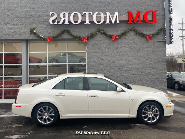 2007 Cadillac STS V8 Premium Luxury Performance 6-Speed Automati