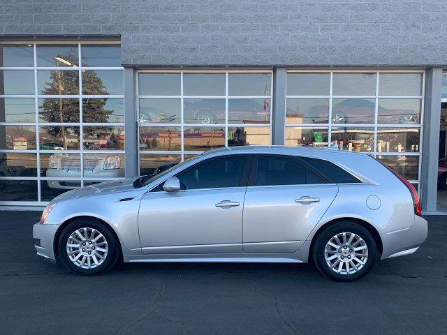 2011 Cadillac CTS Sport Wagon 3.0L Luxury AWD 6-Speed Automatic