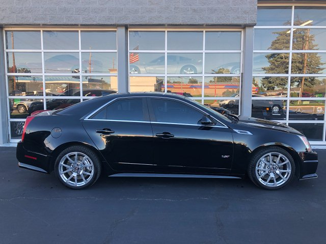 2010 Cadillac CTS V 6-Speed Automatic