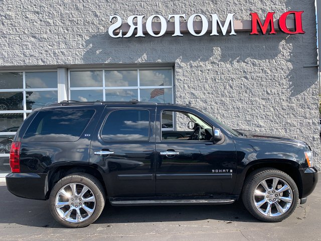 2008 Chevrolet Tahoe LTZ 4WD 4-Speed Automatic