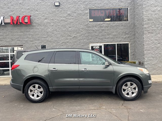 2011 Chevrolet Traverse LT FWD 6-Speed Automatic