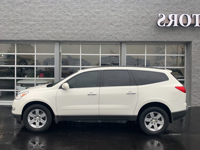 2012 Chevrolet Traverse 2LT AWD 6-Speed Automatic
