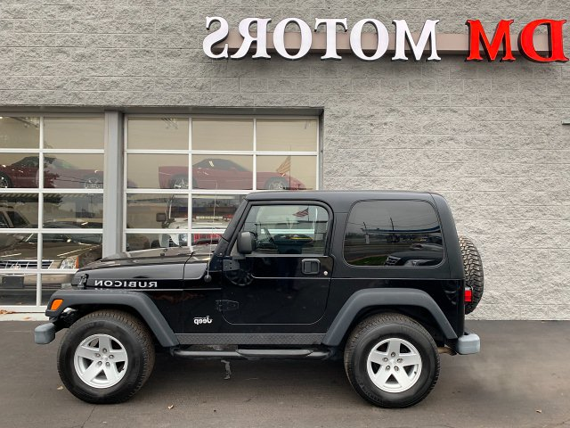 2006 Jeep Wrangler Unlimited Rubicon 6-Speed Manual
