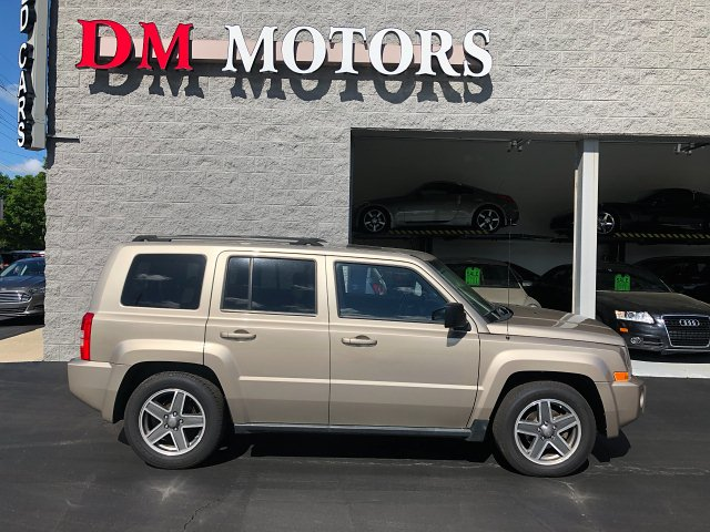 2010 Jeep Patriot Sport 4WD CVT