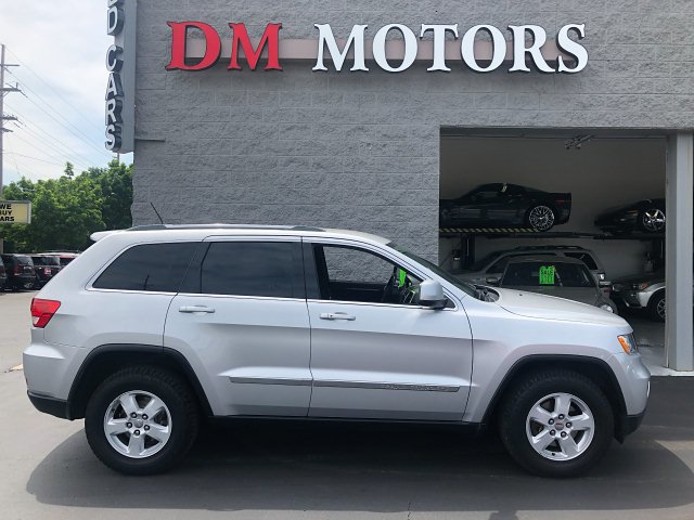 2011 Jeep Grand Cherokee Laredo 4WD 5-Speed Automatic