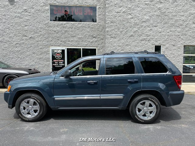2006 Jeep Grand Cherokee Limited 4WD 5-Speed Automatic
