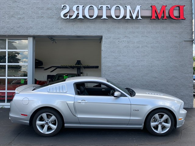 2014 Ford Mustang GT Coupe 6-Speed Automatic