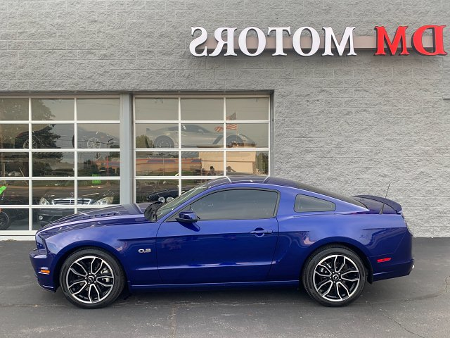2014 Ford Mustang GT Coupe 6-Speed Manual