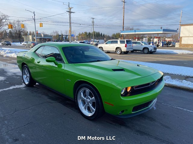 2017 Dodge Challenger R/T Plus 5-Speed Automatic