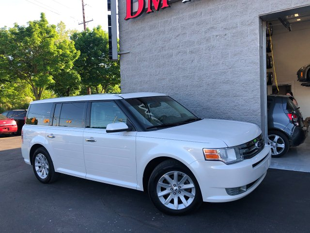 2012 Ford Flex SEL FWD 6-Speed Automatic Overdrive