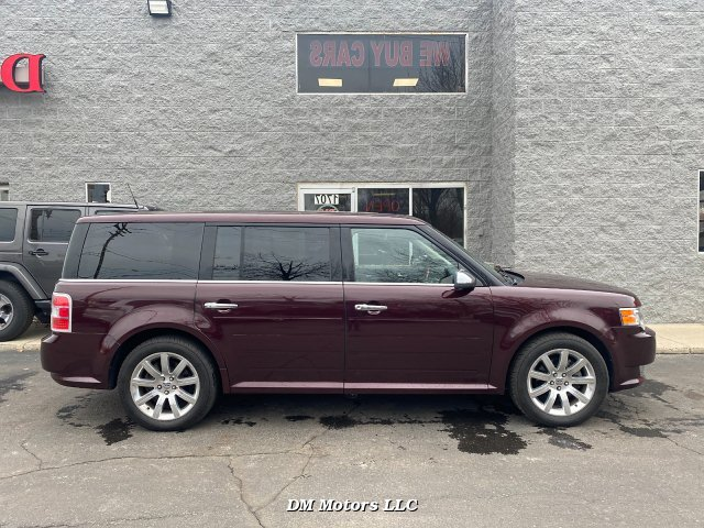 2011 Ford Flex Limited FWD 6-Speed Automatic Overdrive