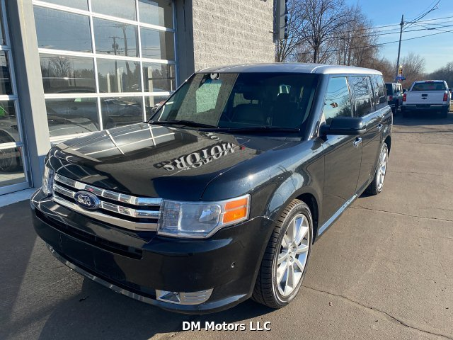 2010 Ford Flex SEL AWD 6-Speed Automatic Overdrive