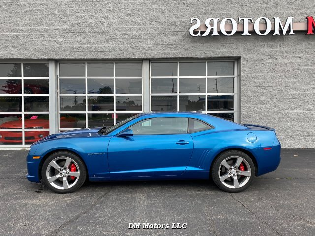 2010 Chevrolet Camaro 2SS Coupe 6-Speed Automatic