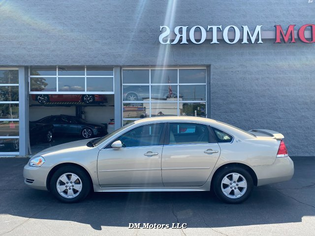 2009 Chevrolet Impala LT 4-Speed Automatic