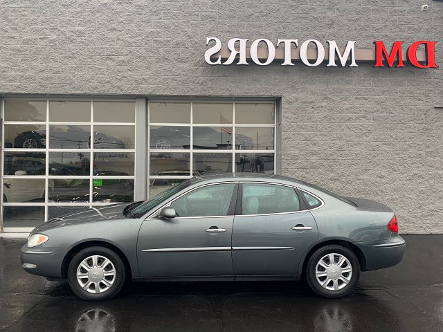 2005 Buick LaCrosse CX 4-Speed Automatic