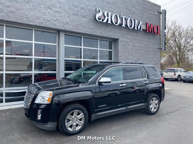 2014 GMC Terrain SLE2 FWD 6-Speed Automatic