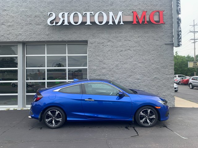 2016 Honda Civic EX-L Coupe CVT