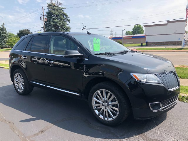 2013 Lincoln MKX AWD 6-Speed Automatic