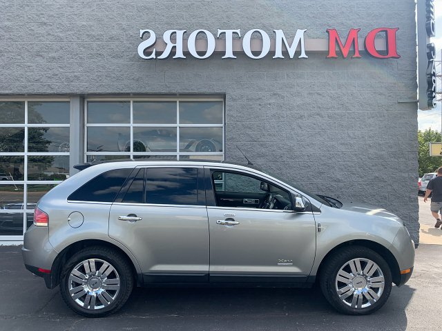 2008 Lincoln MKX FWD 6-Speed Automatic