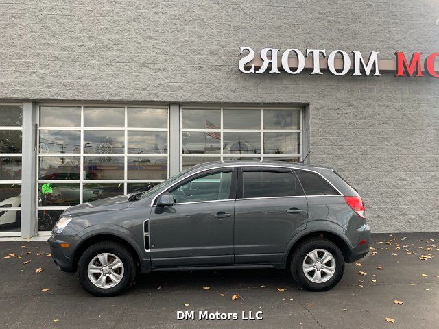 2008 Saturn VUE AWD V6 XE 6-Speed Automatic
